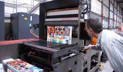 digital press operator