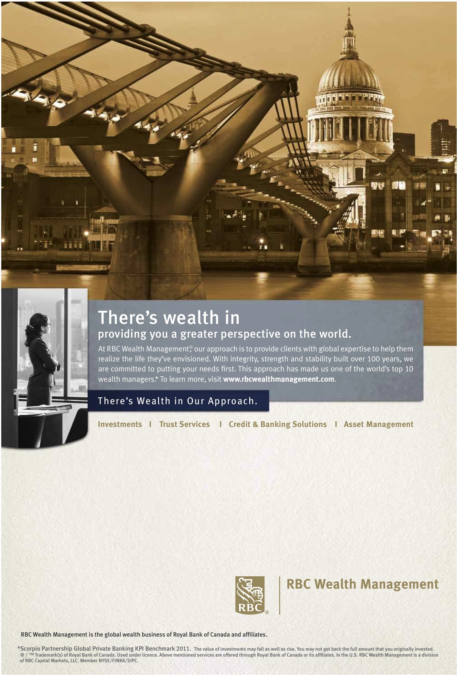 Updated – RBC Wealth Management global campaign focuses on stability