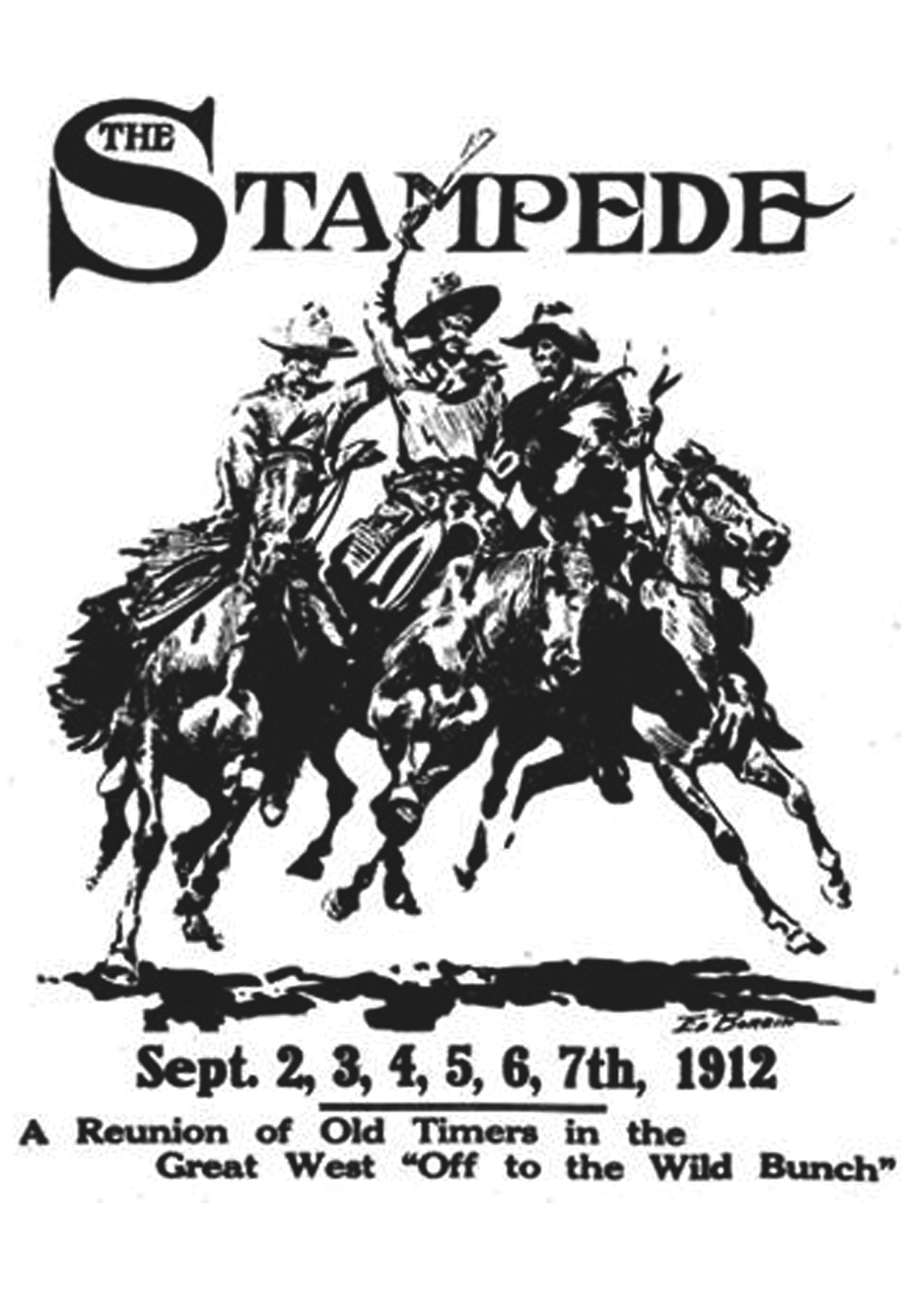 Stampede Century Marketing Magazine