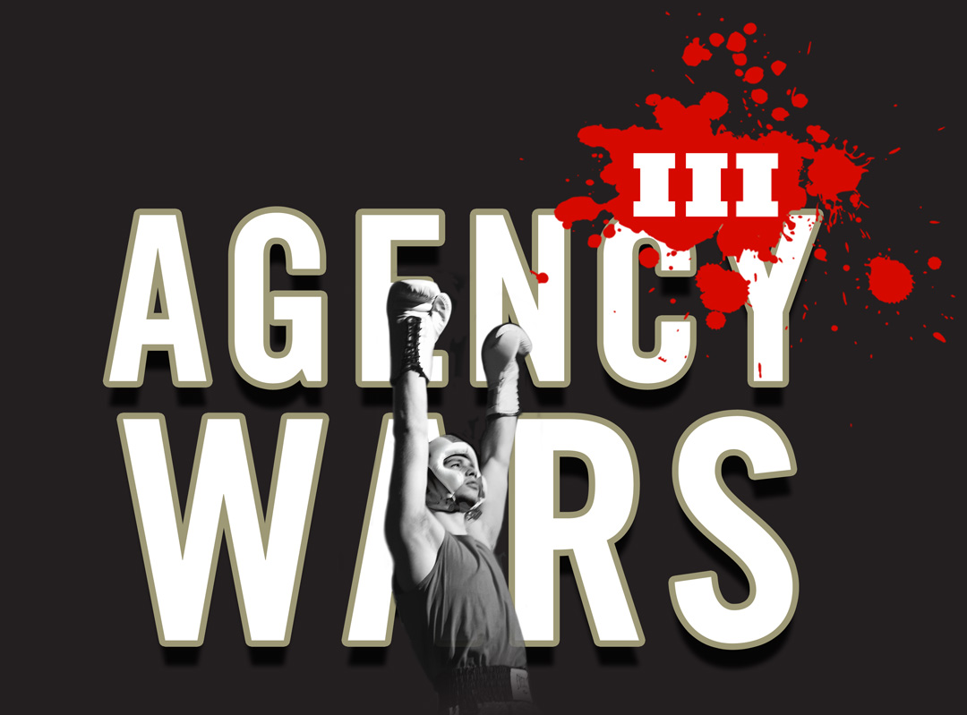 agency wars iii names its fighters marketing magazine. Black Bedroom Furniture Sets. Home Design Ideas