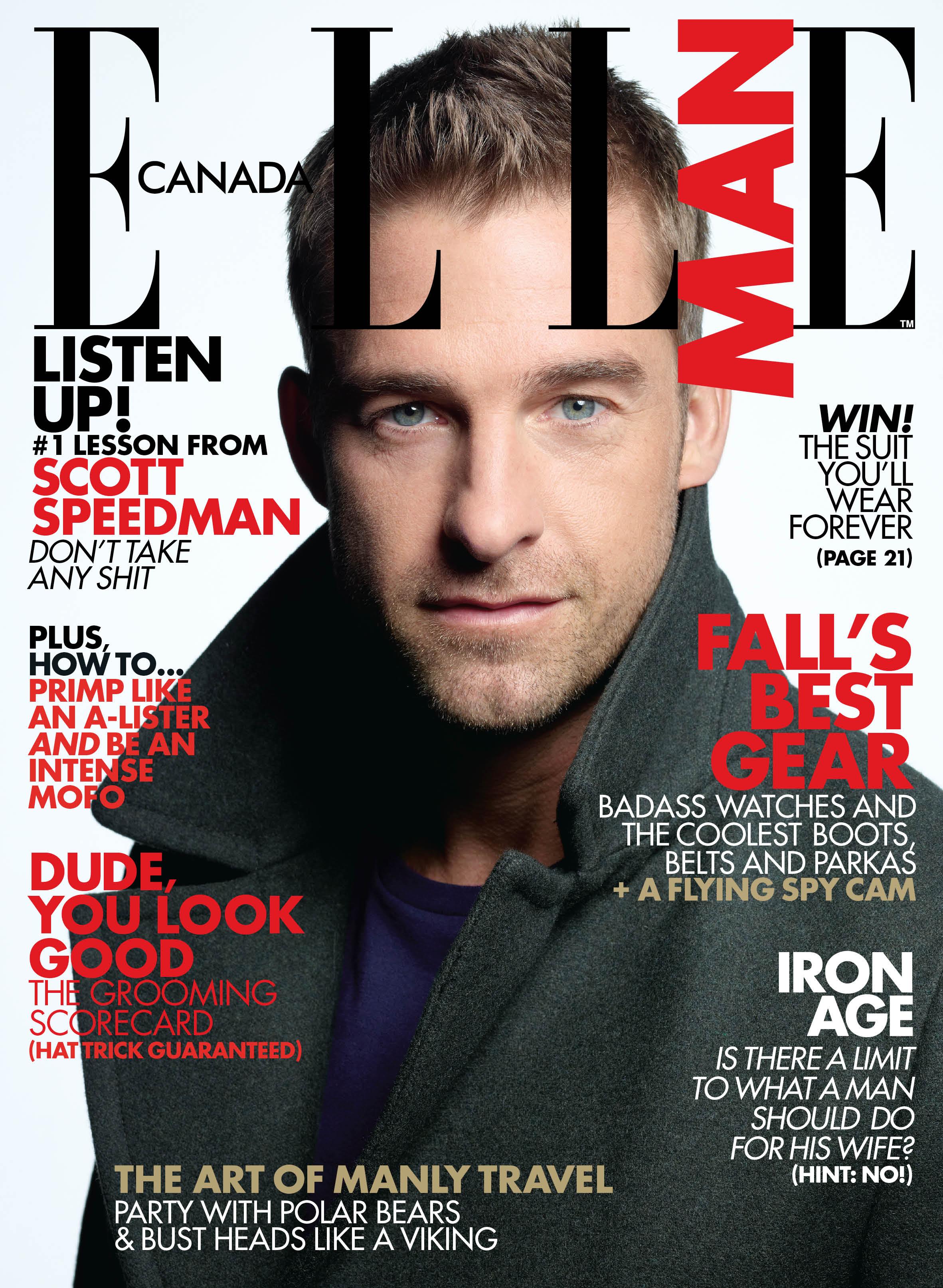 Tc Media Launches Elle Man Marketing Magazine