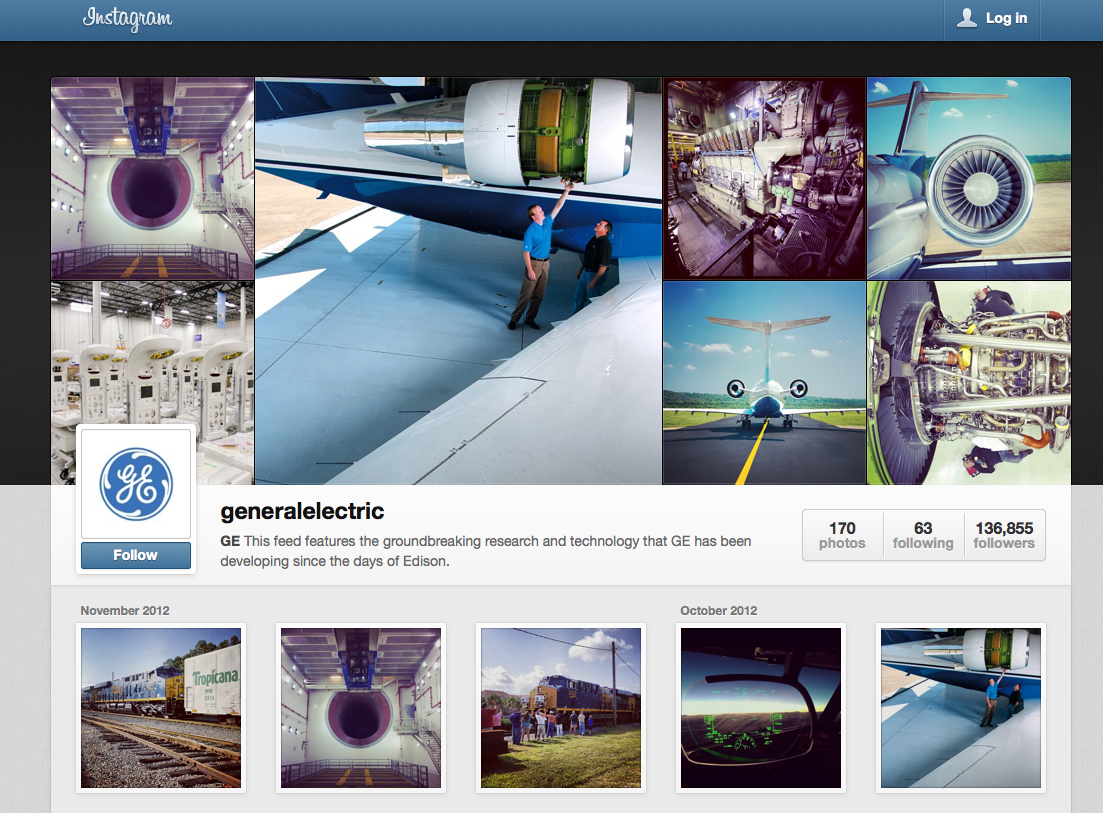 Brands Moving Photos Online With Instagram Web Profiles Marketing Magazine