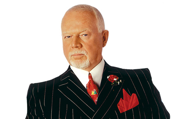 don cherry and ron maclean relationship questions
