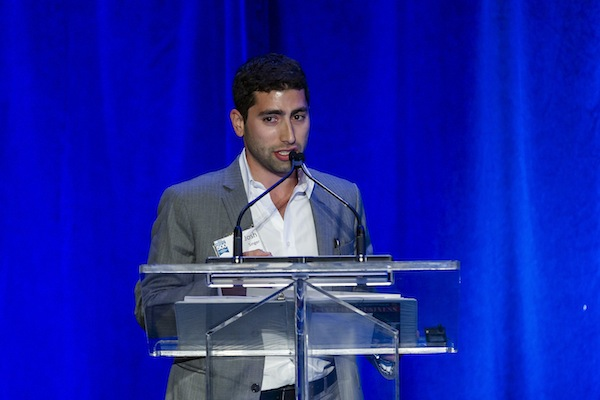 Josh Singer of Kognitive Marketing Partnership at the PROFIT 500 CEO Summit in June