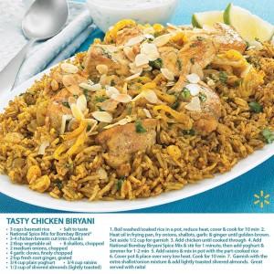 Walmart's Eid Facebook ad