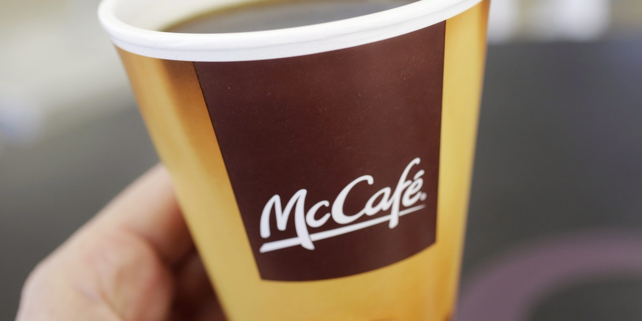 McDonald's Bagged Coffee