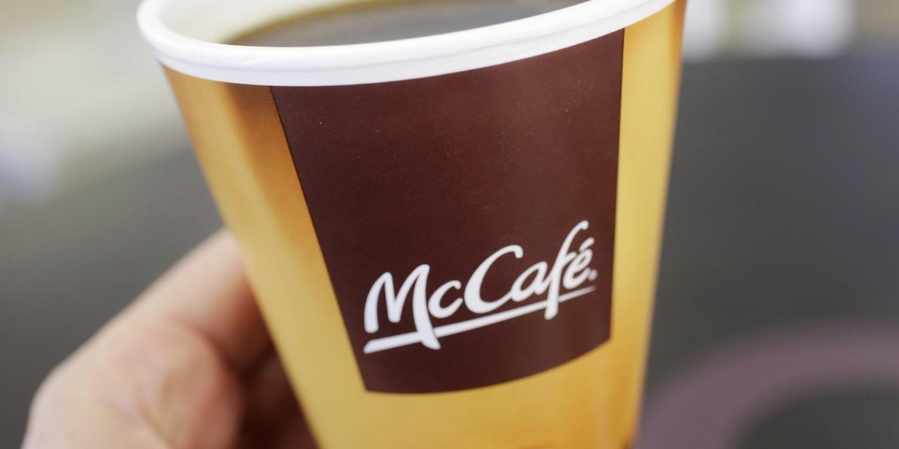 McDonald's Bagged Coffee