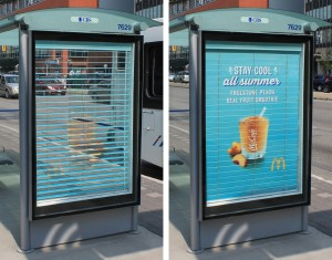 Cossette And Mcdonald S Throw A Little Shade On Summer