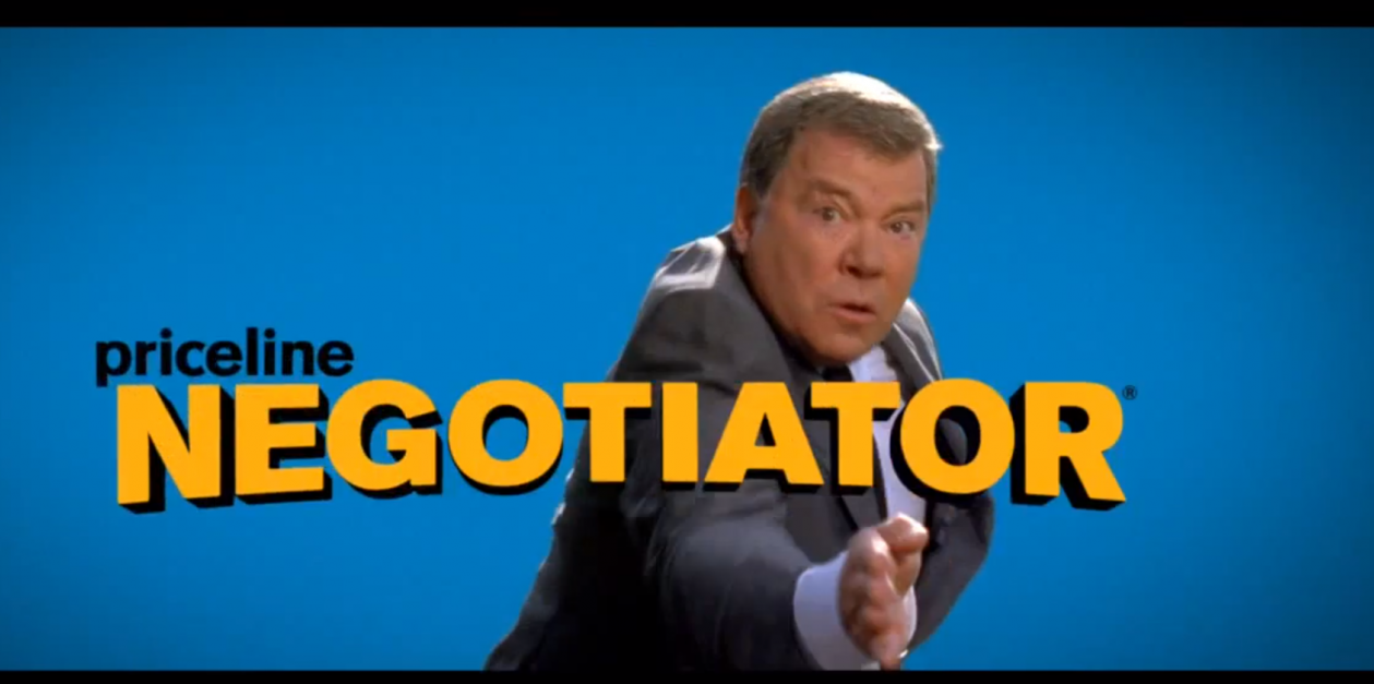 Priceline.com launches Canadian campaign starring William Shatner ...