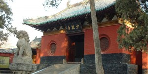 The Shaolin temple in TK