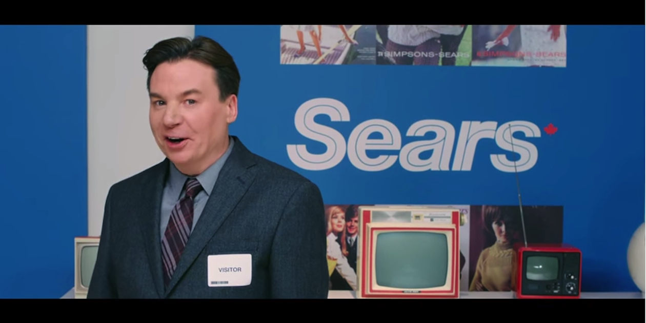 mike myers sears banner