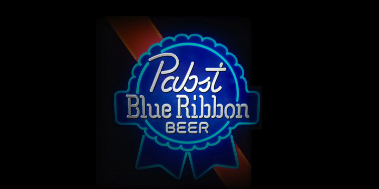 pabst banner