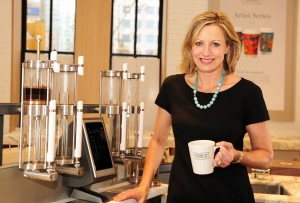 Alix Box, Second Cup Coffee Co. President and CEO - December 4, 2014