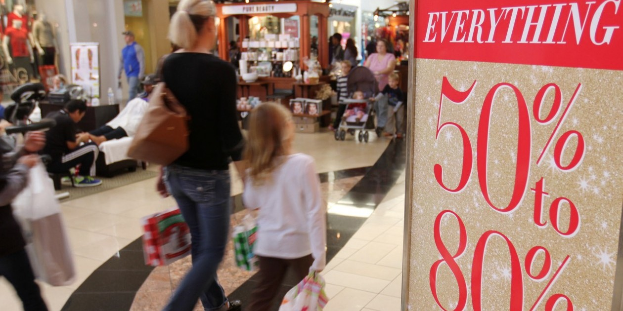 Holiday Shopping-Black Friday