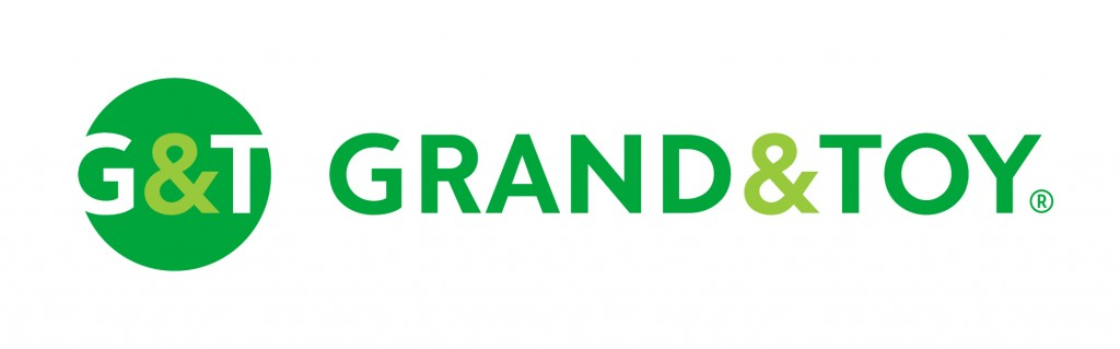 Grand & Toy new logo