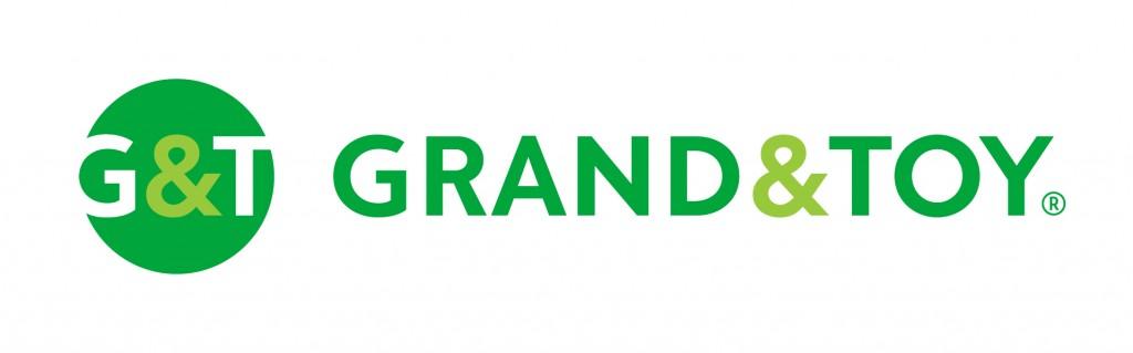 Grand & Toy new logo