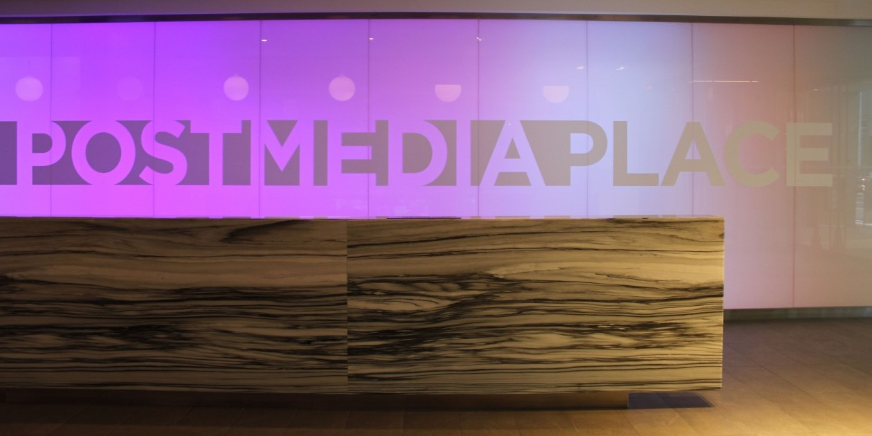 Postmedia-building copy