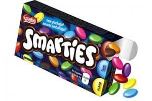 FOOD Smarties Package