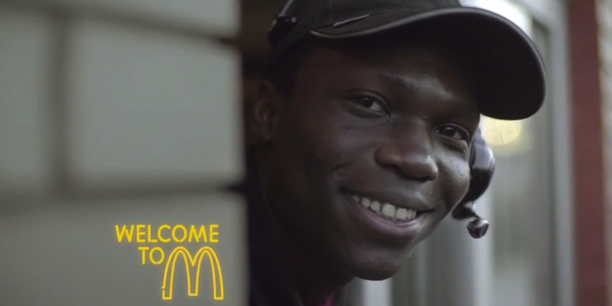 McDonald's rolls out the welcome mat with new platform ...