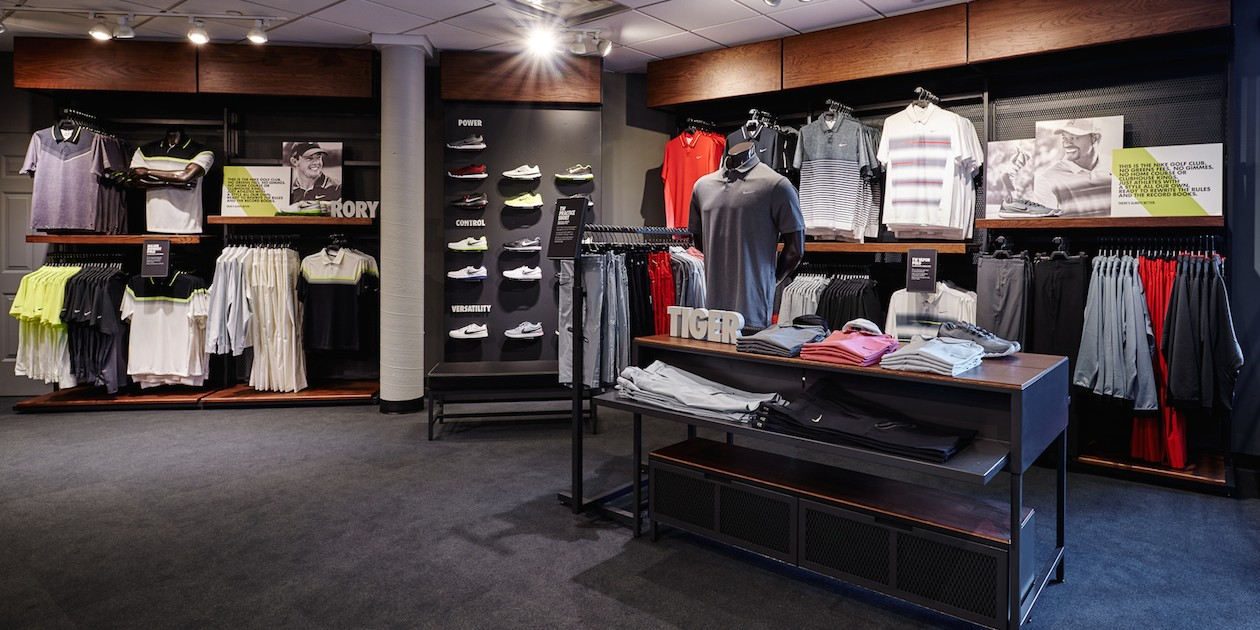 nike golf canada teams up with angus glen marketing magazine. Black Bedroom Furniture Sets. Home Design Ideas