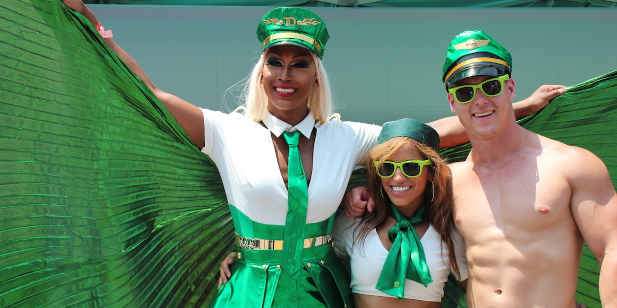 TD Pride Entertainers