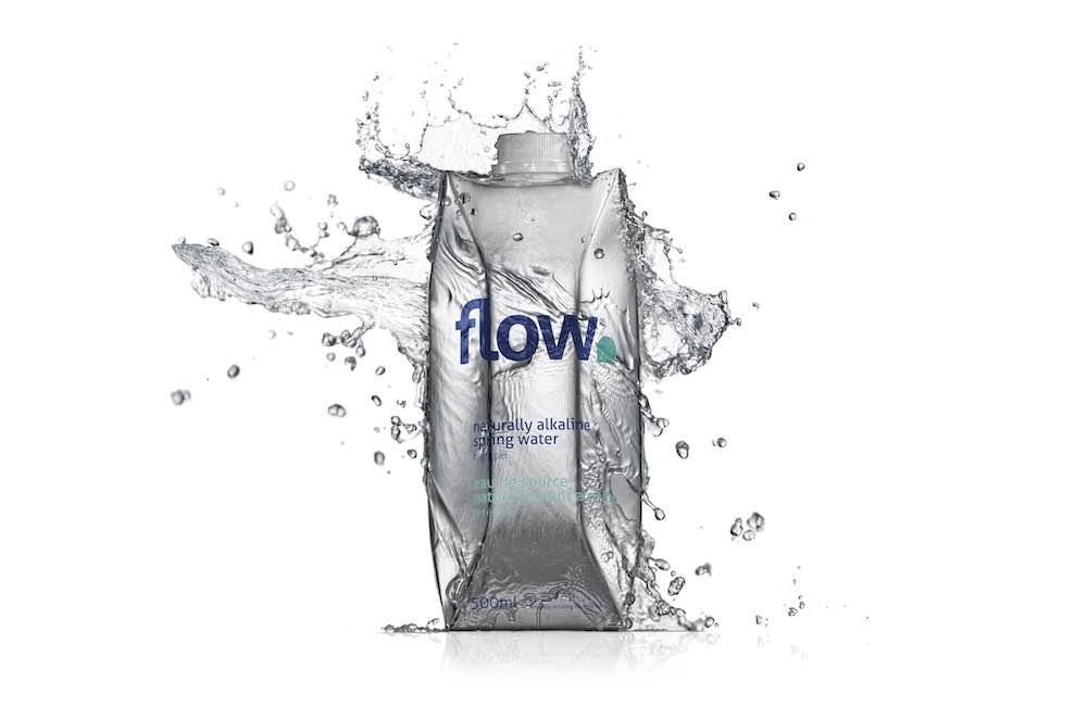 Flow-Water Splashing