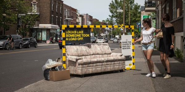 Leonu0027s Nudges Montrealers To Up Their Furniture Game | Marketing Magazine