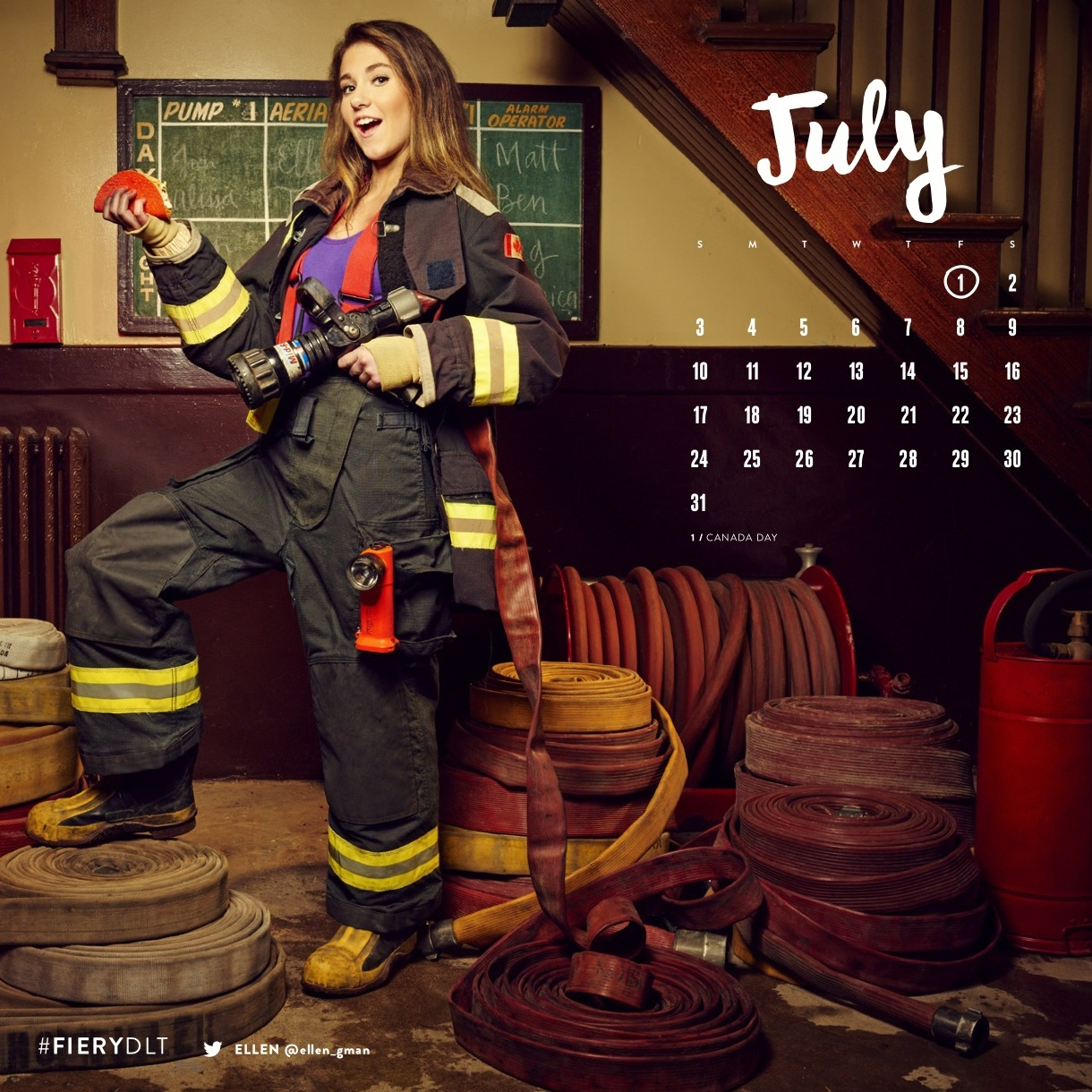 DLT calendar 2