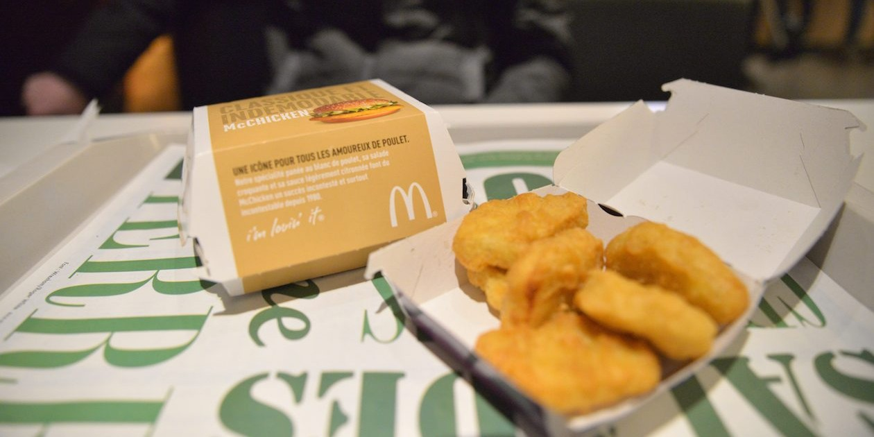 France : McDonald's stops using chicken fed with antibiotics