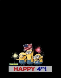4th of july minions wallpaper - photo #11