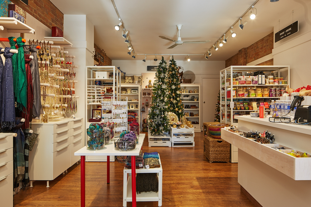 Ten Thousand Villages refresh puts gift-giving on display