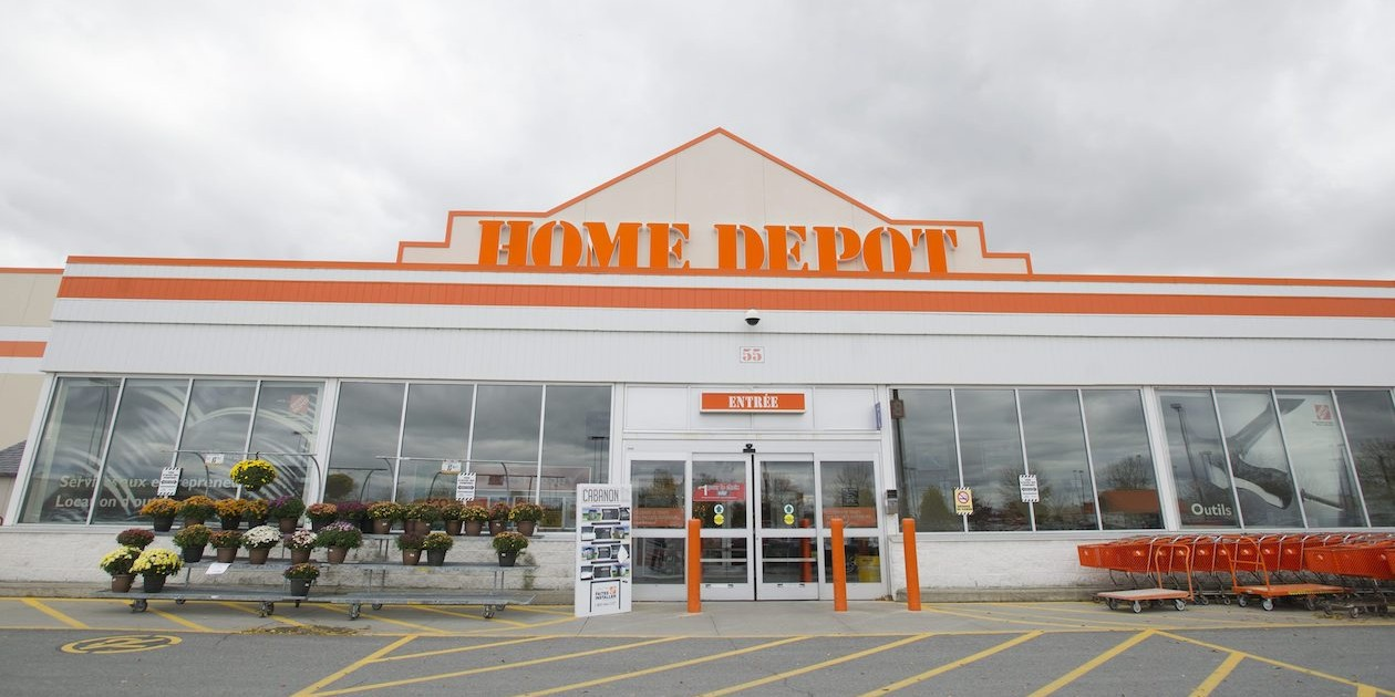The Home Depots connected approach QA Marketing Magazine