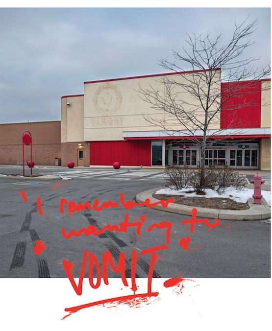 vomit-target
