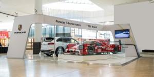 Porsche Cars Canada-Porsche launches Canada-wide E-Performance c