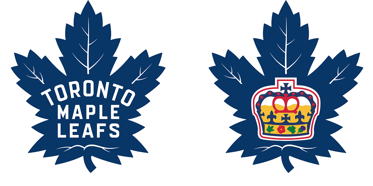 why the future of the maple leafs logo should be its past rh marketingmag ca leaf logistics tamworth leaf logistics limited