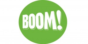 Boom Marketing's previous logo