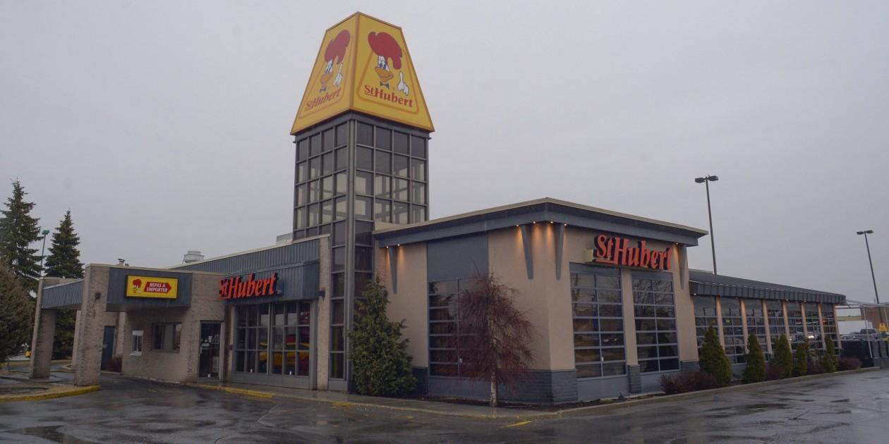 Restaurants Brands St Hubert
