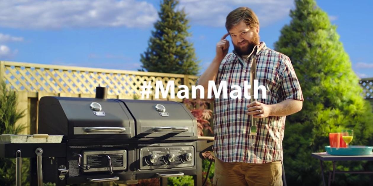Walmart ManMath