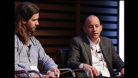Experts from Visa and Turnstyle talk about the future of connected devices at AdTech Canada 2016.