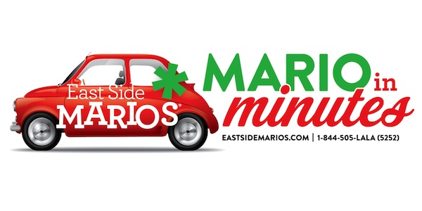 East side mario s launches nation wide delivery marketing magazine