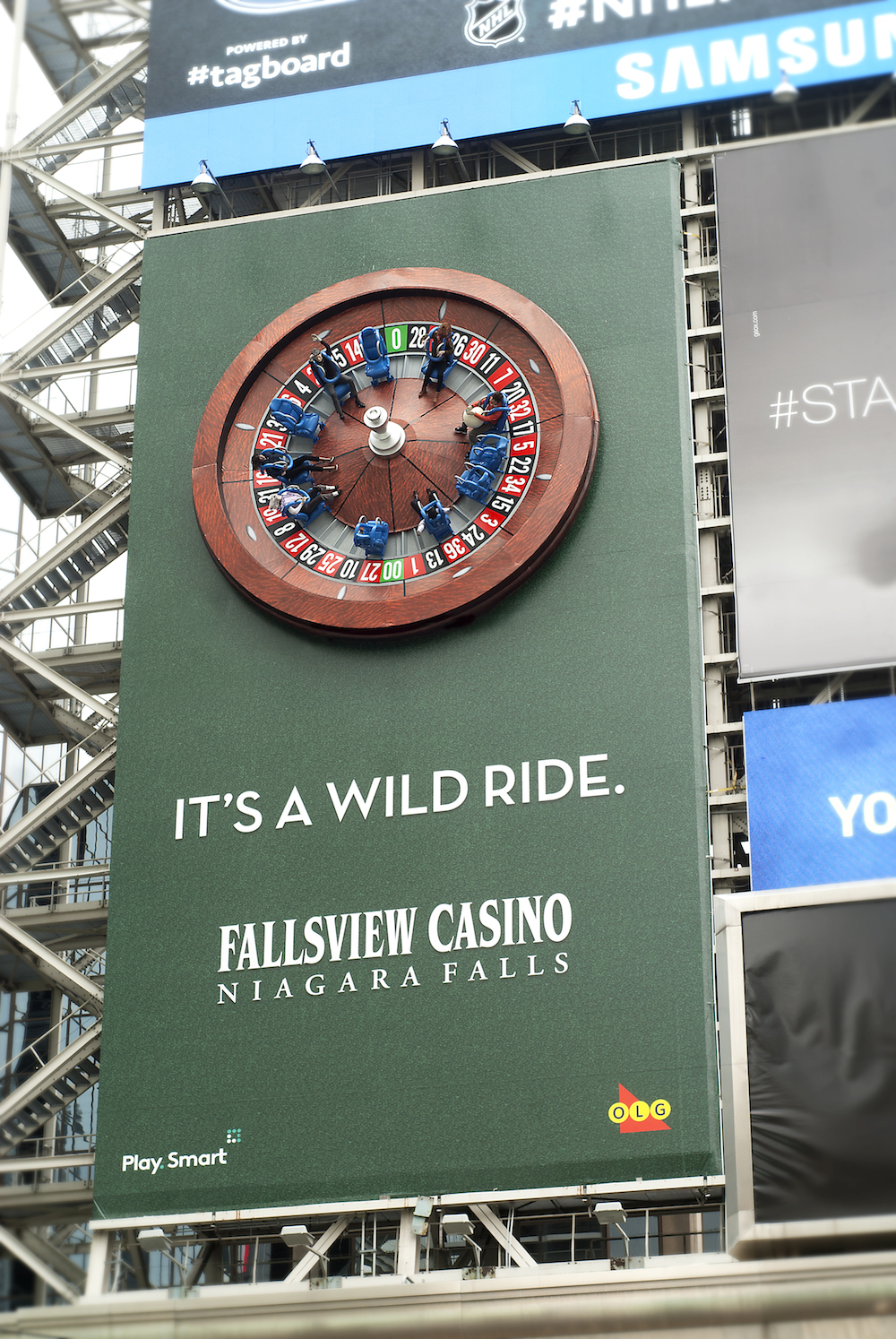 Casino Rama Or Fallsview