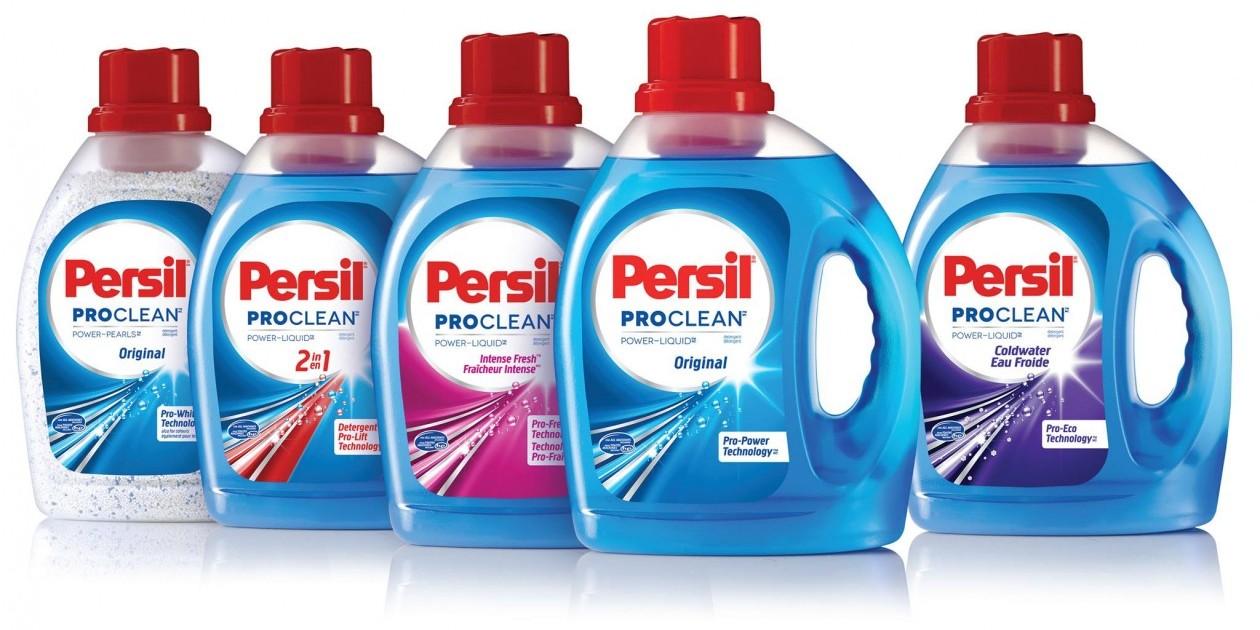 Persil Detergent Canada