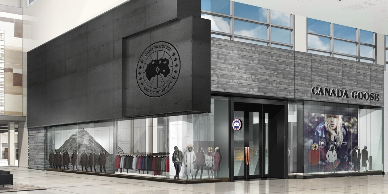 location of canada goose stores in toronto