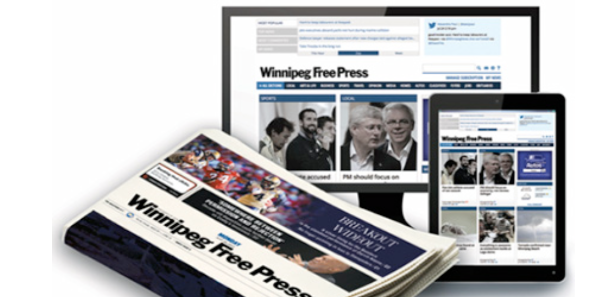 winnipeg free press login