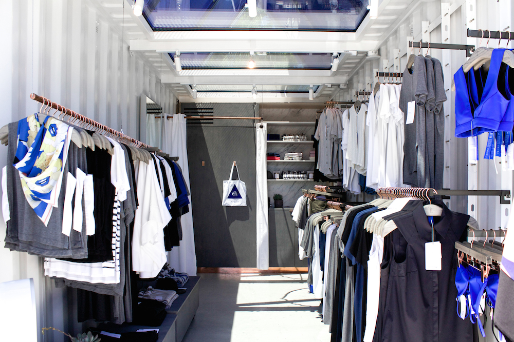 Ace outlet clothing store
