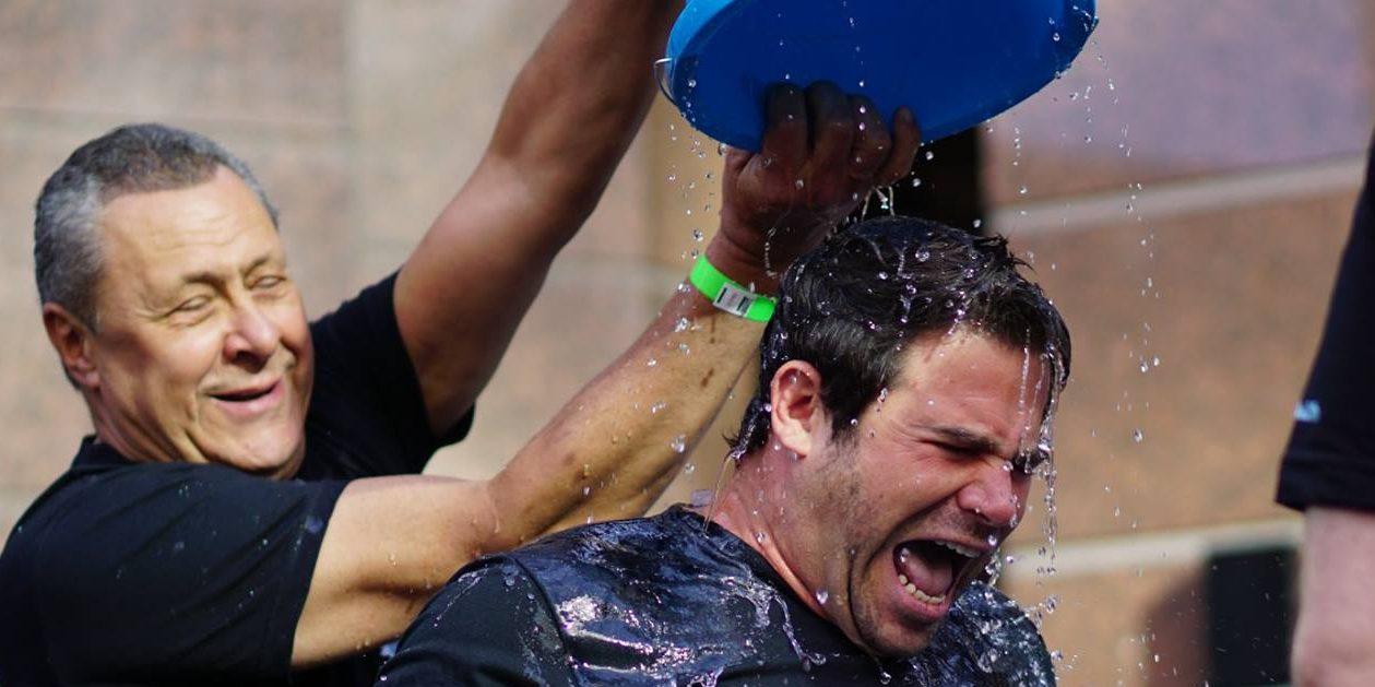 Klick Ice Bucket Challenge