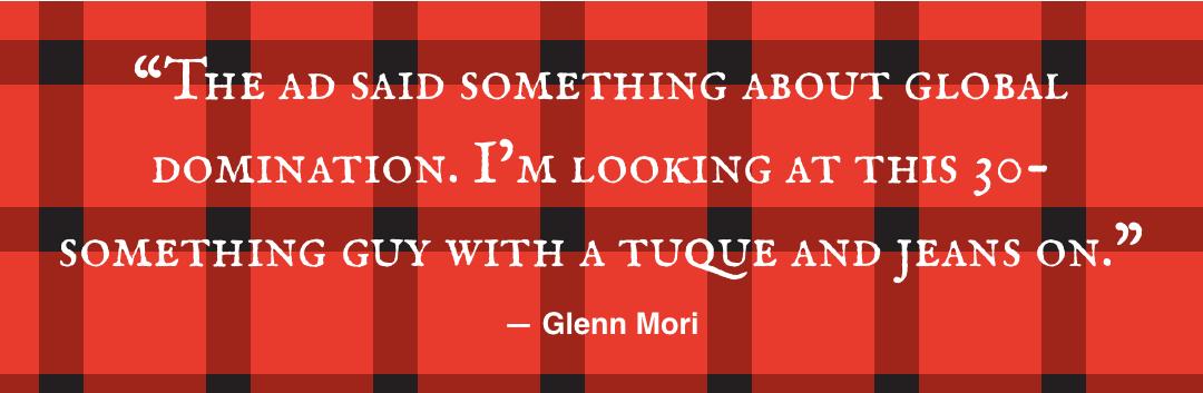 Smoke's Glenn Mori