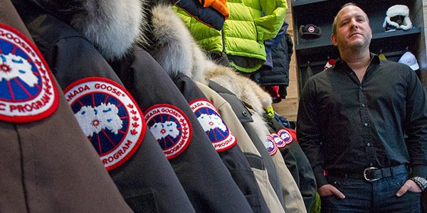 Canada Goose chateau parka replica authentic - Canada Goose's leader speaks on brand authenticity and growth ...