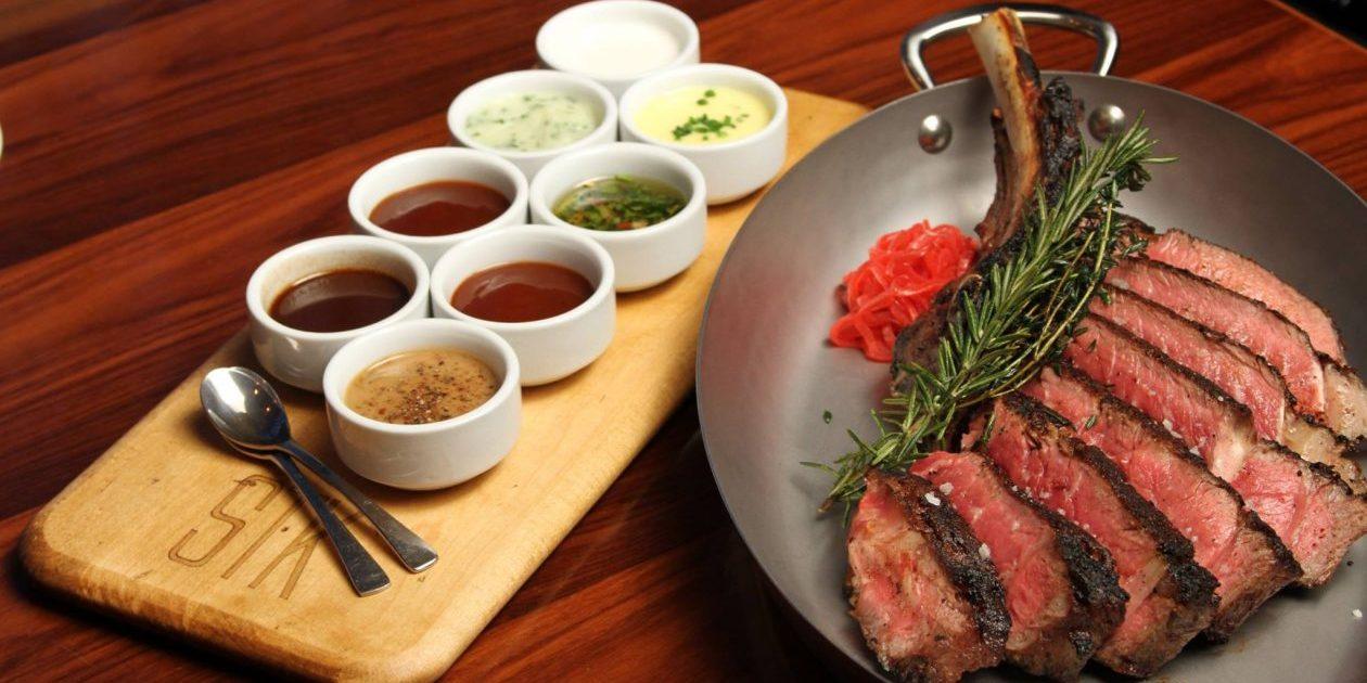 Amazing food - d.k Steak House