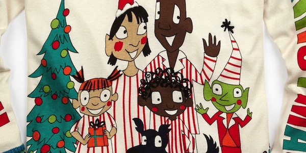 Whoopi Goldberg Christmas Sweaters.Hudson S Bay Launches Ugly Christmas Sweaters Marketing